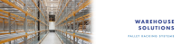 Cantilever pallet racking systems