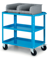 Clever Trolley storage solutions