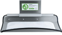 Baby Changing Table - Stainless Steel - Slimline & Stylish