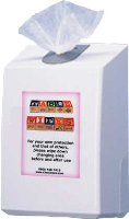 Bactericidal Baby Table Wipes