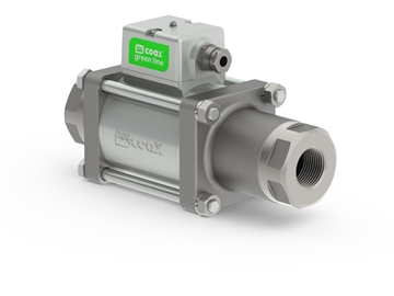 UK Manufacturers Of Coaxial Valves
