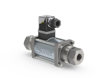 2/2 Way Coaxial Direct Acting Valves