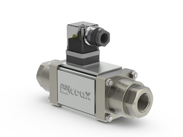 UK Suppliers Of 2/2 Way Coaxial Direct Acting Valves