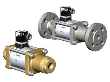 UK Distributor Of 2/2 Way Coaxial Direct Acting Valves
