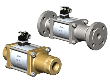 UK Supplier Of Electrically Operated Solenoid Valves