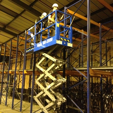 UK Suppliers Of Used Pallet Racking