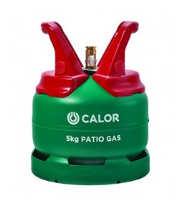 Suppliers of 5kg Patio Gas Bottles