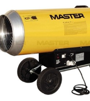 Suppliers of Master BLP 103kw Propane Gas Heaters