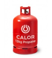 Suppliers of Calor Gas Bottles For Domestic Use