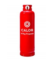 Suppliers of Propane Calor Gas Bottles For Static Homes