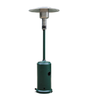 Outdoor Gas Patio Heaters - Green Chichester