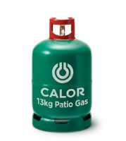 13kg Patio Gas Bottles Meon Valley