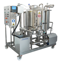 Trolley CIP plants for dairy sector Manufacturers
