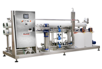 Reverse osmosis for industrial processes or for the industrial production of soft drinks, mineral water and beer Suppliers