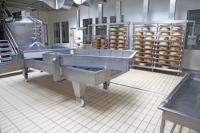 Curd draining and prepressing trolley Suppliers
