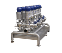 Batching and blending system Manufacture
