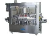 Rotary labelling machine mod. 5 plate Manufacture