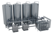Automatic CIP system Manufacture
