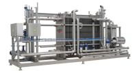 Simple syrup processing and Decolorization unit Manufacture