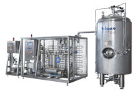 Beer pasteurizing unit Manufacture