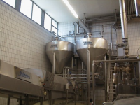 Ricotta cheese flocculation tank Manufacture