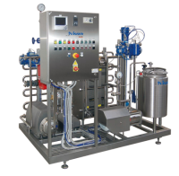 Pasteurizing units for the production of CSD Manufacture