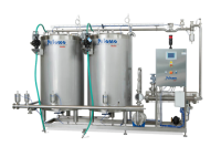 CIP/SIP system Manufacture