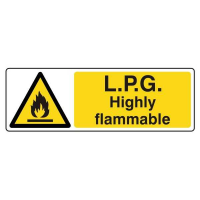 L.P.G. - Highly Flammable
