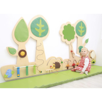Forest Wall Panel
