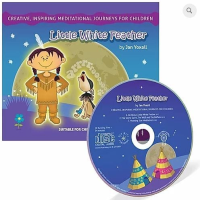 Little White Feather Meditation CD
