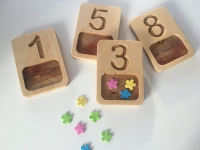 Number Trays