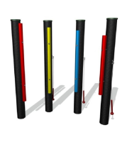 Set of 4 or 8 Multi Chimes