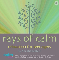 Rays of Calm – Relaxation CD for Teenagers