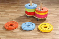 Emotion Cushions- Pack 1 & 2 with Donut Trolley
