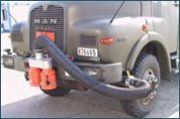 Exhaust Cleaner For Vehicles In Factories