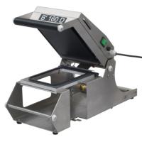 Manual Tray Sealer Stainless Steel BARQ160