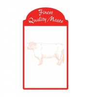 Thermal Scale Labels 58x105mm Finest Quality Meats Qty 16,000