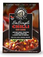 Chili Con Carne Cook-in Spice Blend 10x40g