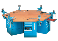 All In One workstations For Workshop Installers