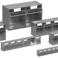 Compartmented Container System Installers