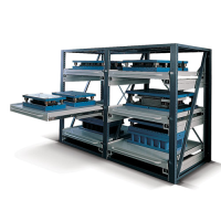 Distributors Of F AR shelving system for storing very heavy materials