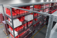 F ST series Modular racking system Installers