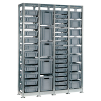 Height Adjustable Container Storage Suppliers