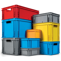 Distributors Of Logistics Containers