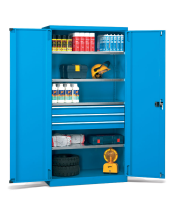 Suppliers of Perform Cabinets with Hinged Doors