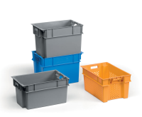Suppliers of Polypropylene Stacking Containers