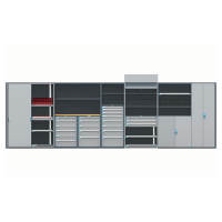 Suppliers of Sr Master modular Shelving logistics Systems