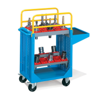 Tool Storage For CNC center Installers