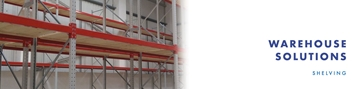 Suppliers of Warehouse Shelving Systems
