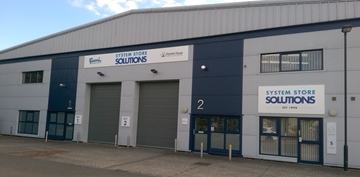Suppliers of UK Warehouse Design Specialist